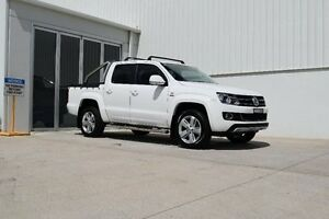 2012 Volkswagen Amarok 2H MY12.5 TDI420 4Motion Perm Ultimate Candy White 8 Speed Automatic Utility Rutherford Maitland Area Preview