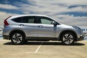 2016 Honda CR-V RM Series II MY17 VTi-L Silver 5 Speed Sports Automatic Wagon Osborne Park Stirling Area Preview