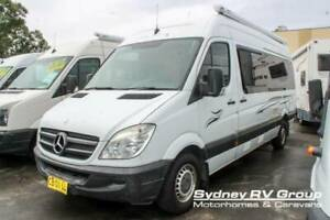 U3951 Mercedes Sprinter Maui Well Equipped Automatic