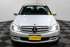 2010 Mercedes-Benz C250 CGI W204 MY10 Avantgarde Silver 5 Speed Sports Automatic Sedan Edgewater Joondalup Area Preview