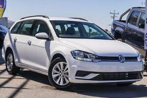 2019 Volkswagen Golf 7.5 MY19.5 110TSI DSG Trendline White 7 Speed Sports Automatic Dual Clutch Belconnen Belconnen Area Preview