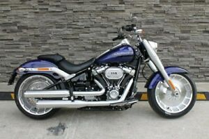 2020 Harley-Davidson FLFBS Fat Boy S (114) Cust TT Kunda Park Maroochydore Area Preview