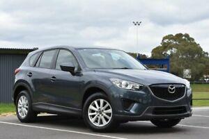2012 Mazda CX-5 KE1071 Maxx SKYACTIV-MT Grey 6 Speed Manual Wagon St Marys Mitcham Area Preview