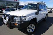 2006 Nissan Patrol GU IV MY05 ST White 5 Speed Manual Wagon Hoppers Crossing Wyndham Area Preview