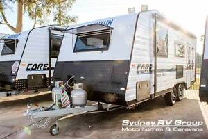 FR020 Franklin Core Razor 20ft Incredible Value Fully Loaded Penrith Penrith Area Preview