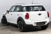 2012 Mini Countryman R60 Cooper White 6 Speed Sports Automatic Wagon Alexandria Inner Sydney Preview