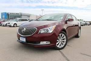 2016 Buick LaCrosse Leather *SAVE THOUSANDS*