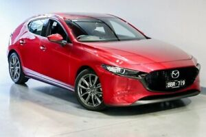 2019 Mazda 3 BP Series G25 GT Red Sports Automatic South Morang Whittlesea Area Preview