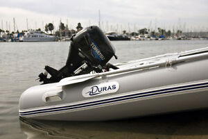 DURAS Inflatable Boats 8'6""