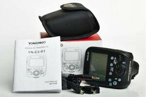 Yongnuo YN-E3-RT Speedlite Transmitter for YN 600EX And Canon 600EX