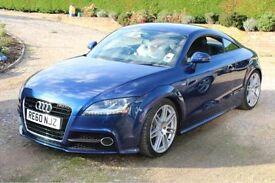 Audi TT Quattro S line Diesel 3door RS alloys Low miles 38,000.