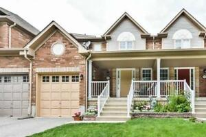 Well Maintained Townhome In Markham