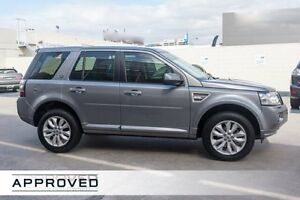 2013 Land Rover Freelander 2 LF MY14 SD4 CommandShift SE Grey 6 Speed Sports Automatic Wagon Brookvale Manly Area Preview