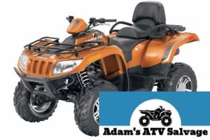 Parting Out - 2011 Arcitc Cat TRV 550 EFI EPS
