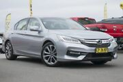2018 Honda Accord 9th Gen MY18 VTi-L Silver 5 Speed Sports Automatic Sedan Pearce Woden Valley Preview
