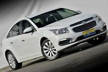 2015 Holden Cruze JH Series II MY15 CDX White 6 Speed Sports Automatic Sedan Ferntree Gully Knox Area Preview