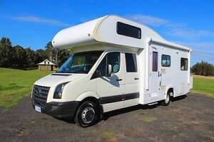 U3399 VW Renegade 6 Berth, Automatic, Superb Family Layout Penrith Penrith Area Preview