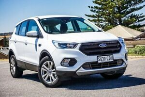 2019 Ford Escape ZG 2019.75MY Ambiente White 6 Speed Sports Automatic SUV Christies Beach Morphett Vale Area Preview