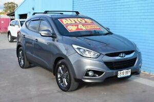 2014 Hyundai ix35 LM Series II Trophy (FWD) Grey 6 Speed Automatic Wagon Enfield Port Adelaide Area Preview