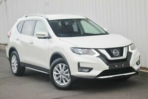2018 Nissan X-Trail T32 Series II ST-L X-tronic 2WD White 7 Speed Constant Variable Wagon Watsonia Banyule Area Preview