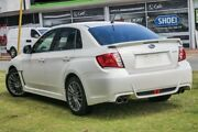 2012 Subaru Impreza G3 MY12 WRX AWD White 5 Speed Manual Sedan Victoria Park Victoria Park Area Preview
