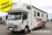 U3883 Winnebago Longreach Fully Maintained Twin Slide Out Model Penrith Penrith Area Preview