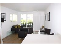 +Designer Furnished 1 bed, high spec throughout, onsite supermarket & close to DLR in Bow E3