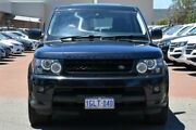 2011 Land Rover Range Rover Sport L320 12MY SDV6 CommandShift Luxury Black 6 Speed Sports Automatic Gosnells Gosnells Area Preview