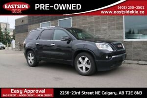 2010 Gmc Acadia SLT AWD 7 PASS HEATED LEATHER SUNROOF CAMERA PAR