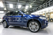 2012 BMW X5 E70 MY12 Upgrade xDrive 30D Deep Sea Blue 8 Speed Sequential Auto Wagon Port Melbourne Port Phillip Preview