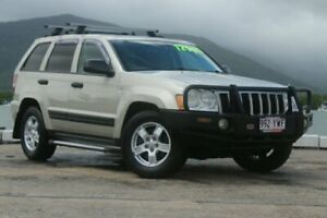 2008 Jeep Grand Cherokee WH MY2007 Laredo Gold 5 Speed Automatic Wagon Portsmith Cairns City Preview