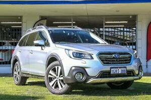 2018 Subaru Outback B6A MY18 3.6R CVT AWD Silver 6 Speed Constant Variable Wagon Victoria Park Victoria Park Area Preview