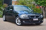 2009 BMW 320i E90 MY10 Executive Steptronic Black 6 Speed Sports Automatic Sedan Underwood Logan Area Preview