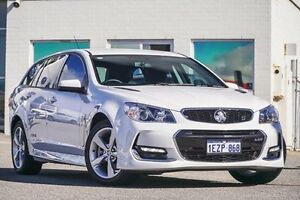 2015 Holden Commodore VF II MY16 SS Sportwagon White 6 Speed Sports Automatic Wagon Morley Bayswater Area Preview