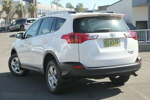 2013 Toyota RAV4 ALA49R GX (4x4) White 6 Speed Automatic Wagon Dee Why Manly Area Preview