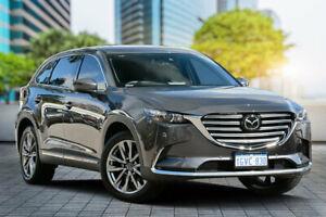 2019 Mazda CX-9 TC GT SKYACTIV-Drive i-ACTIV AWD Machine Grey 6 Speed Sports Automatic Wagon Bayswater Bayswater Area Preview