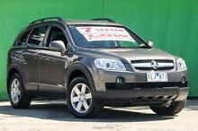 2009 Holden Captiva CG MY09 CX (4x4) Silverstone Grey 5 Speed Automatic Wagon Ringwood East Maroondah Area Preview