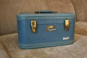 1950/60 Vintage Make-up Carrying Bag (Luggage)
