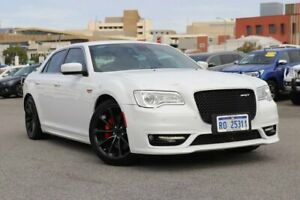 2015 Chrysler 300 LX MY15 SRT E-Shift White 8 Speed Sports Automatic Sedan Northbridge Perth City Area Preview