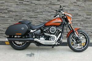 2020 Harley-Davidson FLSB Sport Glide (Custom TT) Kunda Park Maroochydore Area Preview