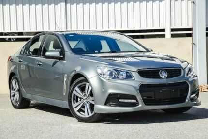 2014 Holden Commodore VF SV6 Grey 6 Speed Automatic Sedan Cannington Canning Area Preview