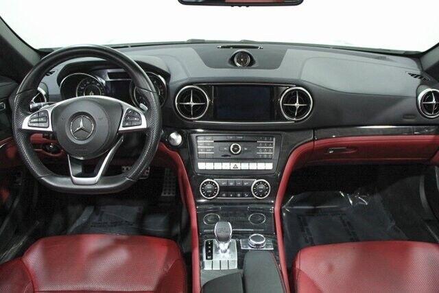 Image 18 Voiture Européenne d'occasion Mercedes-Benz SL-Class 2017