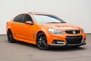 2013 Holden Commodore VF MY14 SS V Redline Orange 6 Speed Sports Automatic Sedan Kings Park Blacktown Area Preview