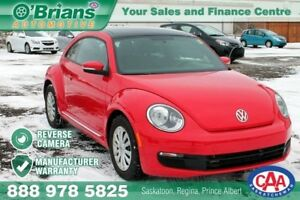 2016 Volkswagen Beetle Coupe Trendline w/Mfg Warranty