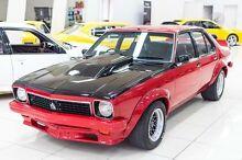 1976 Holden Torana LX SL/R 5000 Red 3 Speed Automatic Sedan Carss Park Kogarah Area Preview
