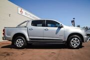 2014 Holden Colorado RG MY14 LTZ Crew Cab Silver 6 Speed Sports Automatic Utility Bayswater Bayswater Area Preview