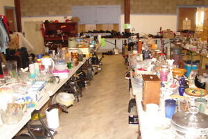 Giant Rummage and House Plant Sale