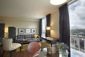 CHARMING STUDIO DOWNTOWN CALGARY! UTIL AND A/C INCL $950