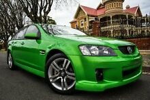 2008 Holden Commodore VE MY09 SV6 Sportwagon Green 5 Speed Sports Automatic Wagon Medindie Walkerville Area Preview