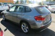 2010 BMW X1 E84 xDrive20d Steptronic Silver 6 Speed Sports Automatic Wagon Portsmith Cairns City Preview